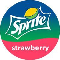 Sprite With Strawberry
