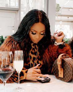 Black Girl Magic, Black Girls, Black Women, Video Show, Bougie Black Girl, Fierce, Luxury Lifestyle Fashion, Boujee Lifestyle, Luxury Girl
