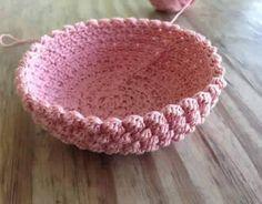 Tina's handicraft : crochet purse