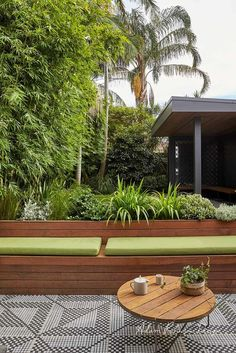 Award-Winning Landscape Design Projects from Sydney Landscape Designer, Stylist & Horticulturist Adam Robinson Outdoor Spaces, Outdoor Living, Outdoor Decor, Tropical Garden Design, Better Homes And Gardens, Garden Projects, Garden Inspiration, Backyard Landscaping, Architecture