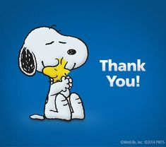 Thank you Snoopy and Woodstock Charlie Brown Y Snoopy, Snoopy Love, Thank You Snoopy, Snoopy Hug, Peanuts Cartoon, Peanuts Snoopy, Peanuts Characters, Cartoon Characters, Snoopy Und Woodstock
