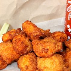Deep-Fried Sriracha Is the Snack You've Been Waiting For | FWx