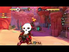 Gigantic SECOND WIN - Gigantic is a Free-to-play, MOBA (Multiplayer Online Battle Arena) Game featuring High-Action Strategy, high twitch skills and deep strategic choices.