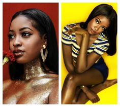 Fashion fan blog from industry supermodels: 30 Black Girls You Should Follow On Instagram