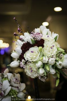 Beautiful bouquet!  Get your four complimentary tickets to one of our Luxury Bridal Events at www.bridalexpotickets.com