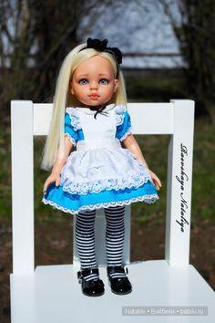 Знакомство с моими переделочками кукол Paola Reina / Одежда и обувь для кукол - своими руками и не только / Бэйбики. Куклы фото. Одежда для кукол