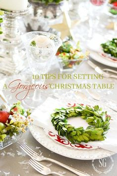 Silver and Gold Christmas House Tour- Sparkle and a little bit of glam, this Christmas tour has lots of inspiration and easy to do ideas! Tartan Christmas, Gold Christmas, Christmas Home, Merry Christmas, Christmas Ideas, Holiday Ideas, Winter Ideas, Christmas Stuff, Holiday Fun