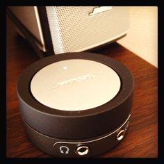 Bose....amazing sound!