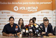Voluntad Popular y COPEI asumirán en el seno de la Unidad lucha por liberación de presos políticos - http://www.leanoticias.com/2014/08/07/voluntad-popular-y-copei-asumiran-en-el-seno-de-la-unidad-lucha-por-liberacion-de-presos-politicos/