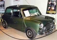 It was that Beatles manager Brian Epstein wanted a Radford Mini for each Beatle, and Paul McCartney was the first to receive his, a 1965 1,275cc Morris Cooper S. The car was finished in Aston Martin California Sage Green Metallic and even got rear lights from the Aston factory.