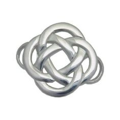 Celtic Knot Convertible Clasp https://www.goldinart.com/shop/convertible-clasp-bracelets/celtic-knot-convertible-clasp #ConvertibleClasp, #SterlingSilver