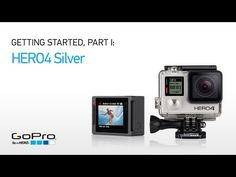 GoPro - HERO4 Silver camera - Pro-quality video + built-in touch display. $399.99  =''''(