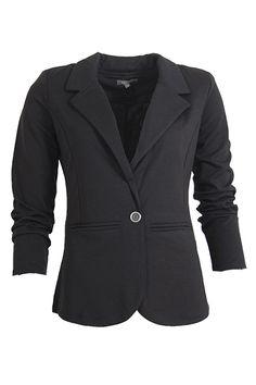 Sort blazer jakke fra OFELIA