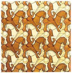 M.C. Escher                                                                                                                                                                                 Más
