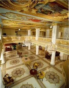 French Lick Springs Hotel Indiana