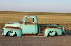 Tim Mainieri 53 Chevy Truck: New Patina Chevy Pickup Trucks, Chevy Pickups, Gmc Trucks, Hot Rod Trucks, Cool Trucks, Cool Cars, Vintage Pickup Trucks, Classic Pickup Trucks, Vintage Cars