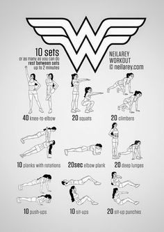 Having an equipment to stay health is just a myths. Now you have 100 workouts to stay fit and healthy without any need of equipments. These...