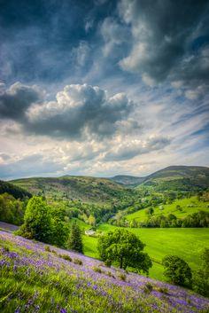 Denbighshire, Wales
