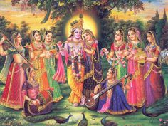 Hindus worships God beyond form, Brahman. Yet Hindus love imagery and art to express the endless divine qualities of Brahman. Lord Krishna Wallpapers, Radha Krishna Wallpaper, Lord Krishna Images, Radha Krishna Pictures, Radha Krishna Love, Krishna Photos, Shree Krishna, Radhe Krishna, Krishna Leela