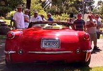 NEW 1955 Corvette (Commemorative Edition) Have One [reatVet] - $79,995.00 : 1:18 Showroom : Super Car Collectibles - 1:18 Scale Replica Cars