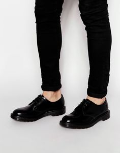 Image 1 of Dr Martens Made In England 1461 Shoes