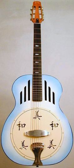 US Luthier 30 - Lardy's Ukulele Database Guitar Shop, Cool Guitar, Making Musical Instruments, Music Instruments, Lap Steel Guitar, Resonator Guitar, Guitar Collection, Cigar Box Guitar, Guitar For Beginners
