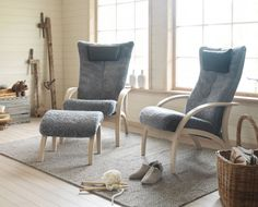 Delta Adventure i fårskinn. #höst #brunstad #fårskinn #fåtölj Accent Chairs, Dining Chairs, Lounge, Living Room, The Originals, Inspiration, Furniture, Design, Home Decor