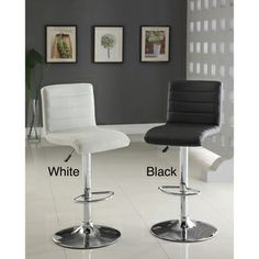 Furniture of America Winzzy Hydraulic Bar Stool | Overstock.com Shopping - Great Deals on Furniture of America Bar Stools