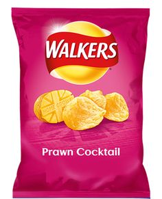 Walkers Crisps Prawn Cocktail