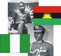 JWealth Blog: Biafra And The Events Of 1965 - 1970