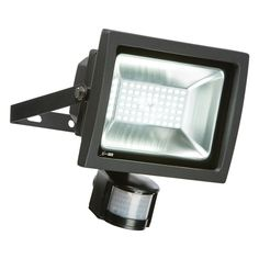 Defiant 180 degree outdoor white led blade motion security light df buy the knightsbridge adjustable led security floodlight with pir sensor at uk electrical supplies workwithnaturefo