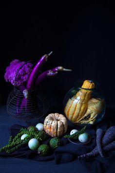 100 % Végétal: Creepy ! Spooky ! Veggies !