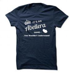 ABELLERA - #cool shirt #shirtless. CHECK PRICE => https://www.sunfrog.com/Camping/ABELLERA-108211354-Guys.html?60505