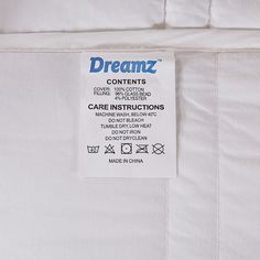 DreamZ Weighted Blanket Summer Cotton Heavy Gravity Kids Deep Relax Relief 2.3KG