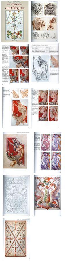 Carolina D'Ayala Valva's amazing grotesque techniques shared
