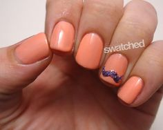 Seriously Swatched: Flip-Flop February - Day 22