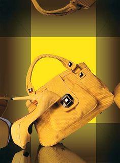 conjunto sapato e bolsa