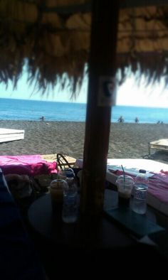 Perivolos Beach- Santorini, Greece Santorini Greece, Beach, The Beach, Beaches
