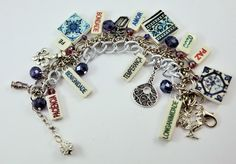 Beautiful bracelet, with Portuguese tiles replica