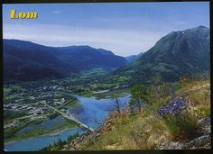 photos of gudbransdal, norway | Playle's: Lom , Gudbrandsdalen; Norway, Norge - Store Item ...