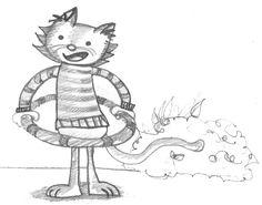 Ilustración lápiz