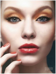 Vika Alex S Style Magazine January 2014