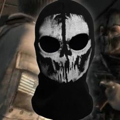 Call of Duty Ghosts Masks Edition