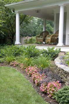 Backyard landscape design #garden #gardenideas #landscapeideas