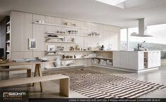 Thiết kế phòng bếp chung cư không gian mở mang lại cảm giác thoải mái và không gian rộng thoáng cho căn hộ chung cư. #saokimdecor #kitchen #kitchens #diningroom  #diningrooms#phòngbếp #キッチン#Cozinha #cocina #Küche #cuisine#interior #interiordesign #interiors #apartment #apartments #chungcư #インテリア#interieur #innenraum  #greem_space