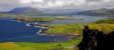 Panorama, County Kerry, Ireland