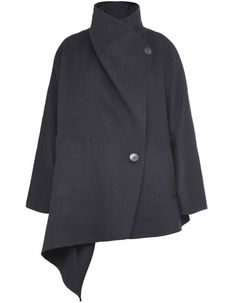 OSKA Black Alide Jacket
