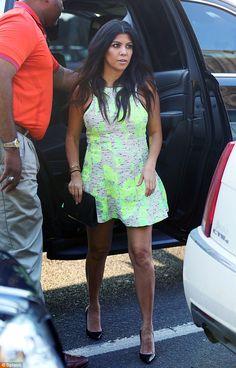 Kourtney Kardashian - Page 40 - the Fashion Spot