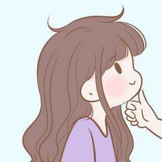 Cute Bunny Cartoon, Cute Couple Cartoon, Cute Cartoon Drawings, Cute Love Cartoons, Anime Couples Drawings, Anime Love Couple, Iphone Wallpaper Images, Cute Emoji Wallpaper, Cute Disney Wallpaper