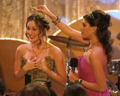 Gossip Girl 2x24 Valley Girls #GossipGirl #BlairWaldorf #LeightonMeester #Prom #QueenB #PenelopeShafai #AmandaSetton